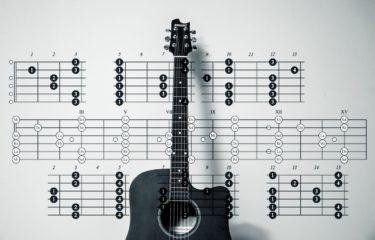 ギター初心者でも、4つのコードで世界制覇できちゃいます!