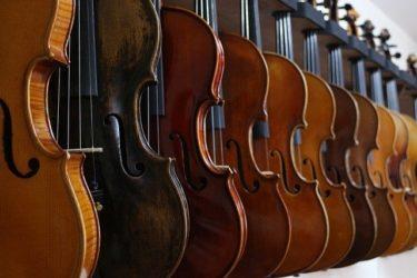 【バイオリンを始めたい方へ】初心者用バイオリンの相場はどれくらい?